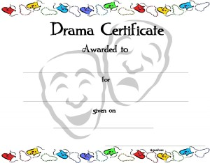 Certificate template for kids free printable certificate templates certificate template for kids free printable certificate templates for creative arts drama certificate templates artist certificate templates yadclub